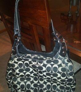 Coach medium handbag